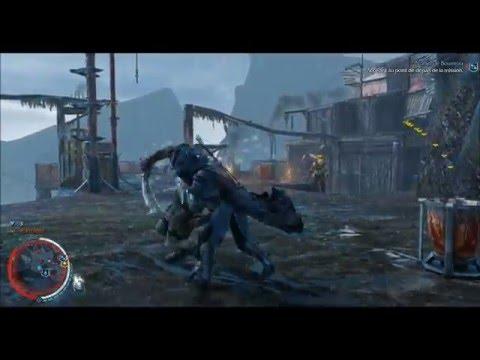 Let's Play Fr-HD: La Terre du Milieu :L'Ombre Du Mordor Ep 28 - Les Gardes du Corps