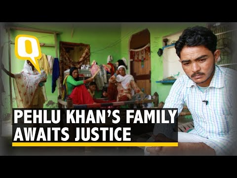 Two Months Since Alwar Lynching, Pehlu's Family Awaits Justice