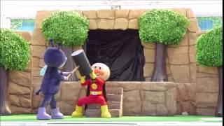 【アンパンマンショー】クリームパンダとばいきんまん(歌あり)anpanman thumbnail