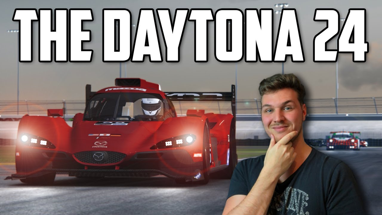 Assetto Corsa Daytona 24 hour