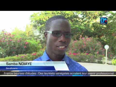 France bourses d'études   Des lauréats sénégalais scrutent leur avenir professionnel