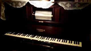 1928 Themola London Pianola - Yankee Doodle Boy (George M. Cohan)