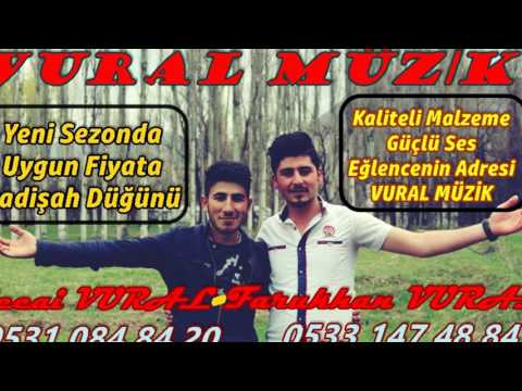 Vural müzik 2017 Yeni halay (kesin dinle)