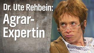 Expertin für Agrarwissenschaft Frau Professor Dr. Ute Rehbein