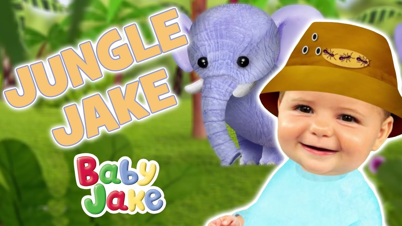 Baby Jake - Jungle Jake | Full Episodes | Cartoons for ...
