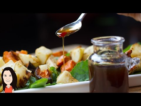 Oil Free Asian Salad Dressing
