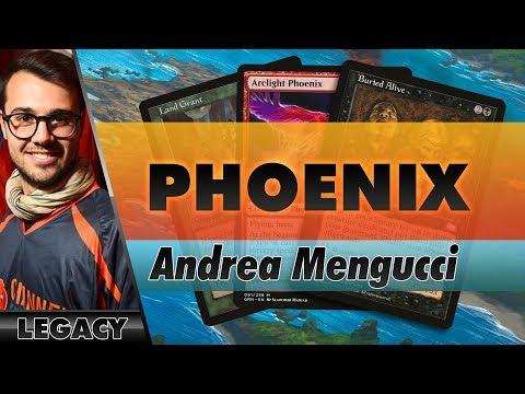 Phoenix - Legacy | Channel Mengucci