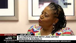 In conversation with Sibongile Khumalo