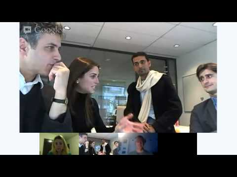 FRANCE 24 Weekly Hangouts: Happy birthday F24 & The Observers !