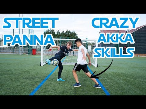Crazy AKKA Compilation! 5 Minutes of Insane Skills!!