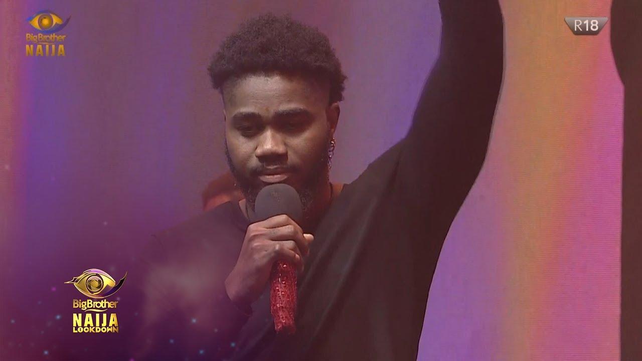 Live Show: 'Ka3na and I had an understanding' – Praise