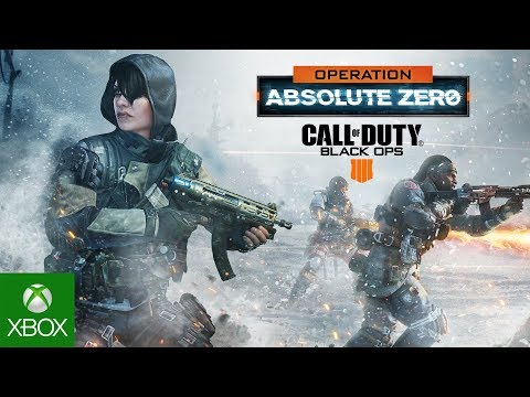 Operation Absolute Zero now live in Call of Duty: Black Ops