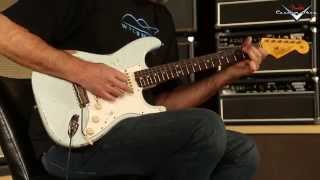 "Fender Custom Shop Dealer Select Wildwood ""10"" 1965 Stratocaster Heavy Relic  •  SN: R78965"