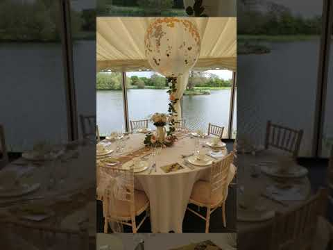 Weddings at Alderford Lake