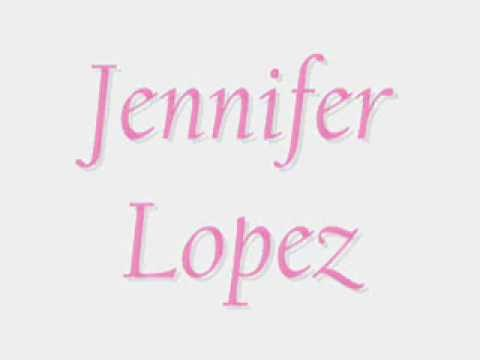 Jennifer Lopez - Que Hiciste (translated also - English)