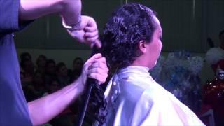 Rodrigo De Lá Lastra fala dos corte se de cabelos realizados no 1° Beauty Show