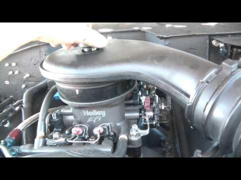 Early Bronco Cold Air Intake Box Conversion Jeep Youtube