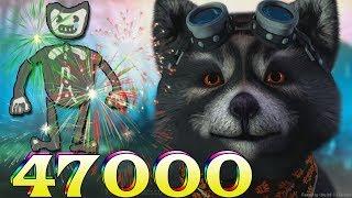 47 000 Подписчиков в конце нарезка Draw a Stickman Epic 2