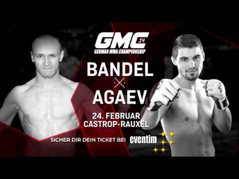 GMC 14 presents: Marcin Bandel vs Selim Agaev