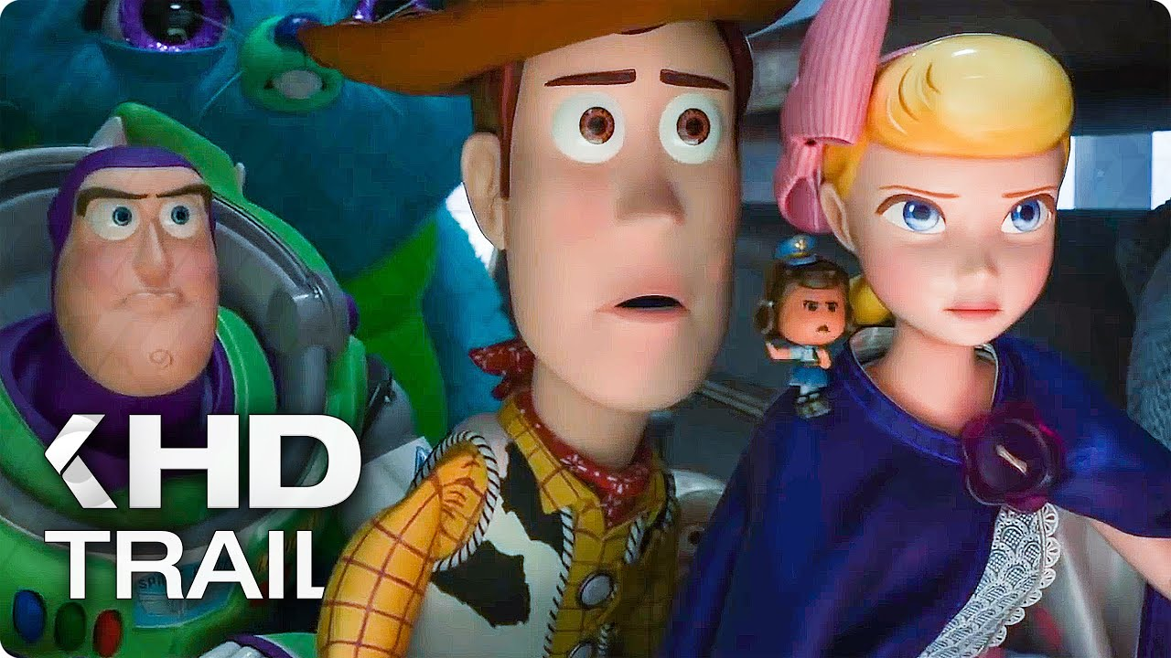 Toy Story 4 7 Minutes Trailers Clips 2019