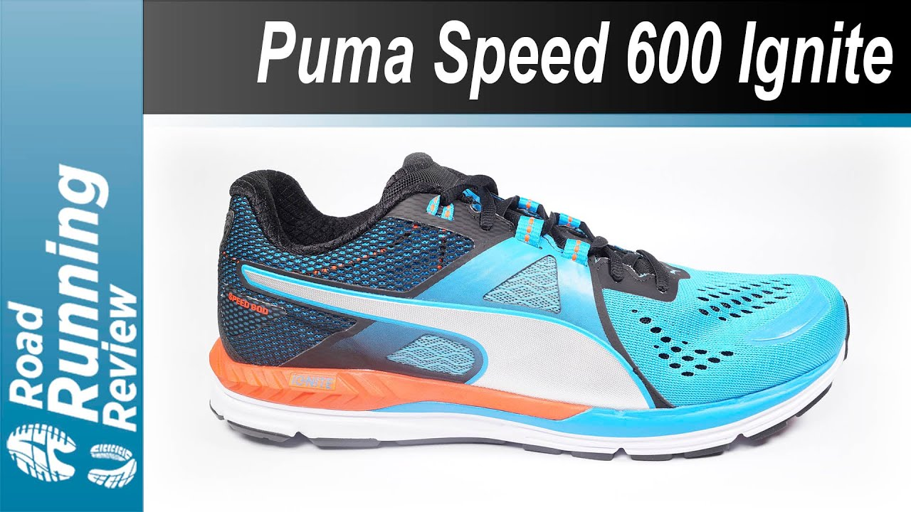 f63546adcd0 Puma Speed 600 Ignite Review - YouTube