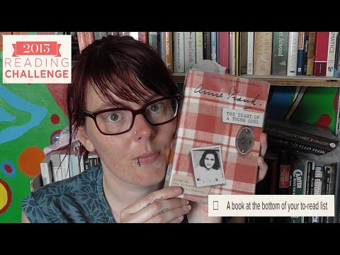 Book Review - The Diary of a Young Girl by Anne Frank