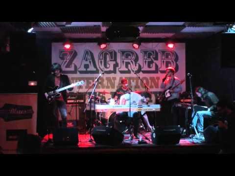 Soul Radio - Live @ Zagreb International Blues Festival 2015