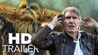 STAR WARS 7: Das Erwachen der Macht - OFFIZIELLER TRAILER German Deutsch 2015 (HD)