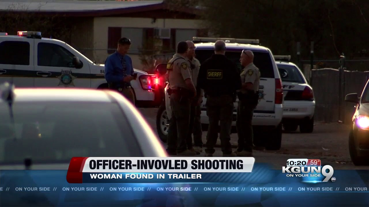 Download Officer-involved shooting on the southside near Valencia and Camino de Oeste