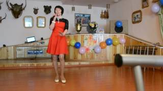 поет классно Наталья Хамуева