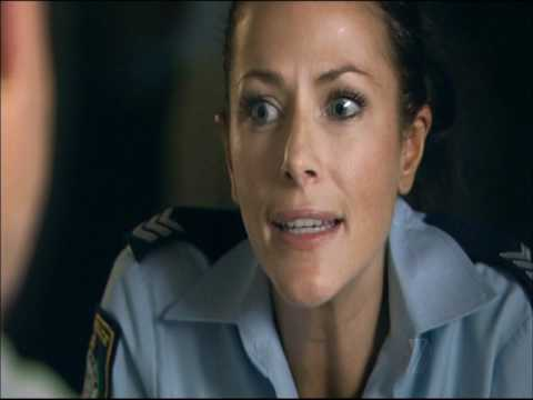 Home & Away  Esther Anderson as Sgt. Charlie Buckton. Part 279.