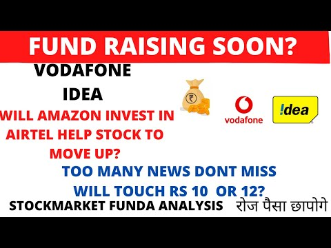 Vodafone Idea Share News 🔥| Fund Raising Soon ?| Peer Stock Up | Next Target Rs 10 Or 12? Don't Miss
