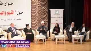 أسامة الأزهري: قضيتنا إحياء الأمل واجتياز الفقر وصناعة الحضارة .. فيديو وصور