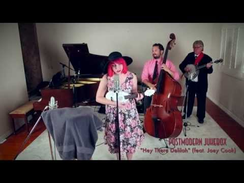Hey There Delilah - Vintage 1918 'World's Fair' Style Plain White T's Cover ft. Joey Cook
