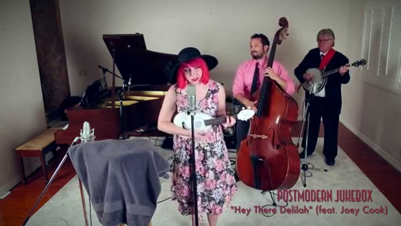 hey-there-delilah-vintage-1918-worlds-fair-style-plain-white-ts-cover-ft-joey-cook-postmodernjukebox