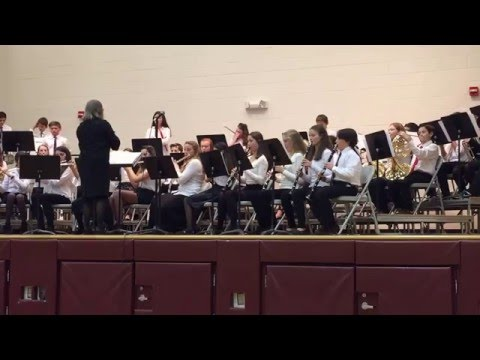 Richmond Consolidated Winter Concert