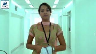 Arya Flirting with Trisha | Sarvam Telugu Movie Scenes | Filmy Talkies