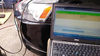 Mitsubishi Lancer 2010 ECM Reprogramming