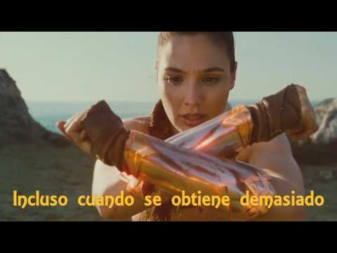 "Wonder Woman- Sia ""To be Human"" Sub Español [AMV]"