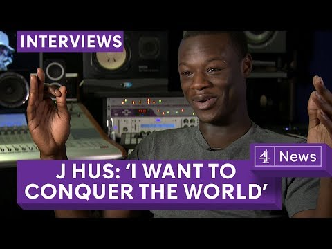 J Hus on being African, common sense and conquering the world (extended interview)