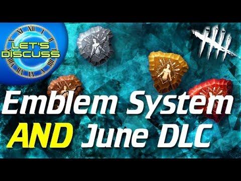 Dead  Daylight Emblem System and June DLC  Lets Discuss