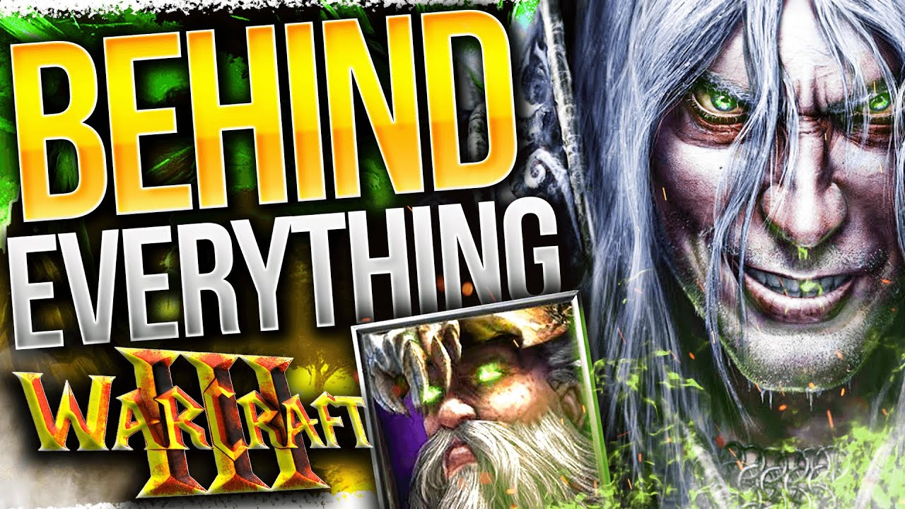 They Changed EVERYTHING...Really: A Post-Shadowlands Look At Warcraft 3