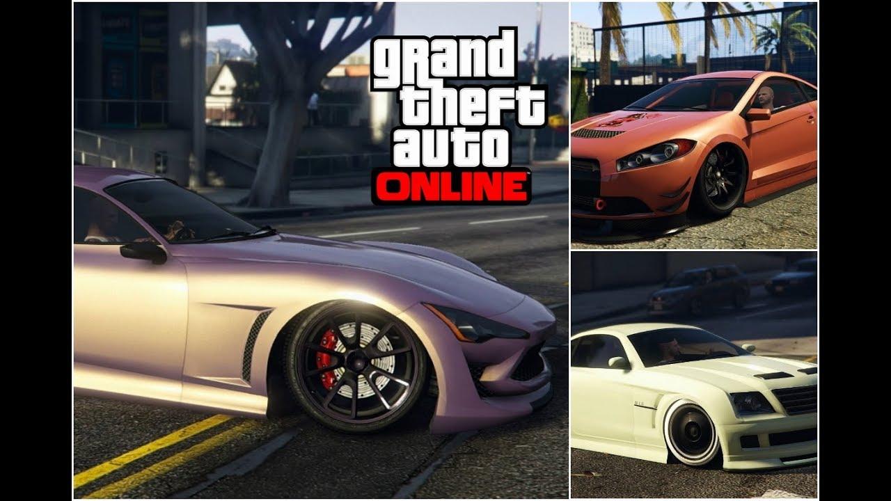 best car to buy gta online