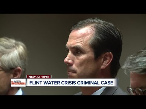 First high stakes criminal case in Flint Water Crisis goes to court Thursday