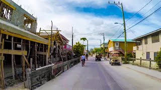 Exploring the Small Island Town of San Pedro, Belize (Ambergris Caye)