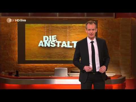 Max Uthoff verteidigt Wladimir Putin - Die Anstalt (ZDF 11.03.2014) - HD (Cut)