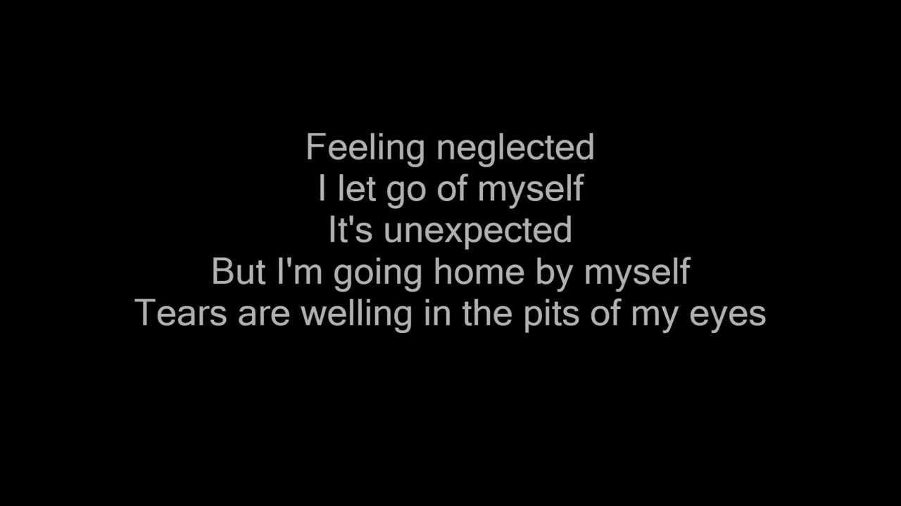 lyrics you are in my mind: