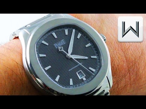 Piaget Polo S Automatic: Budget Nautilus Rival? G0A41003 Luxury Watch Review