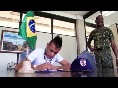 thank you Neymar SANTOS