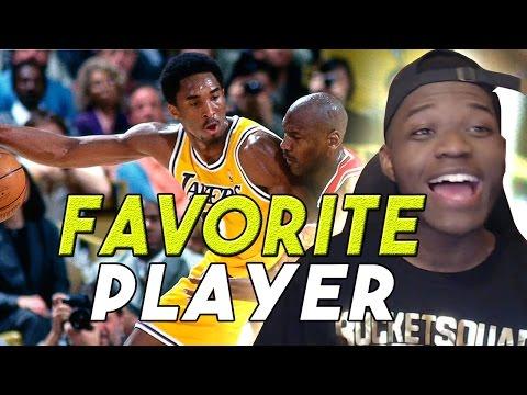 GUESS THAT NBA PLAYER'S FAVORITE PLAYER QUIZ | KOT4Q